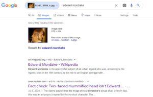 نتائج البحث عن Edward Mordrake فتبينوا
