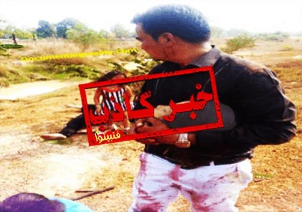 الصور المتداولة لا تعود لرجل يحمل رأس زوجته في بورما، وإنما لحادث سير تسبب بمقتل رجل يبلغ من العمر 54 عام وفتاة عمرها 8 سنوات قطع رأسها