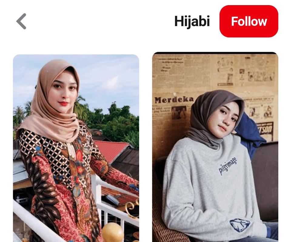 هذه الصورة ليست صورة شهيدة في نيوزيلندا وإنما لموديل تعرض تصاميم حجاب