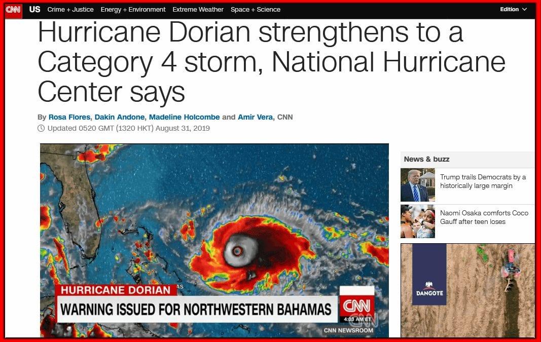 اعصار فلوريدا