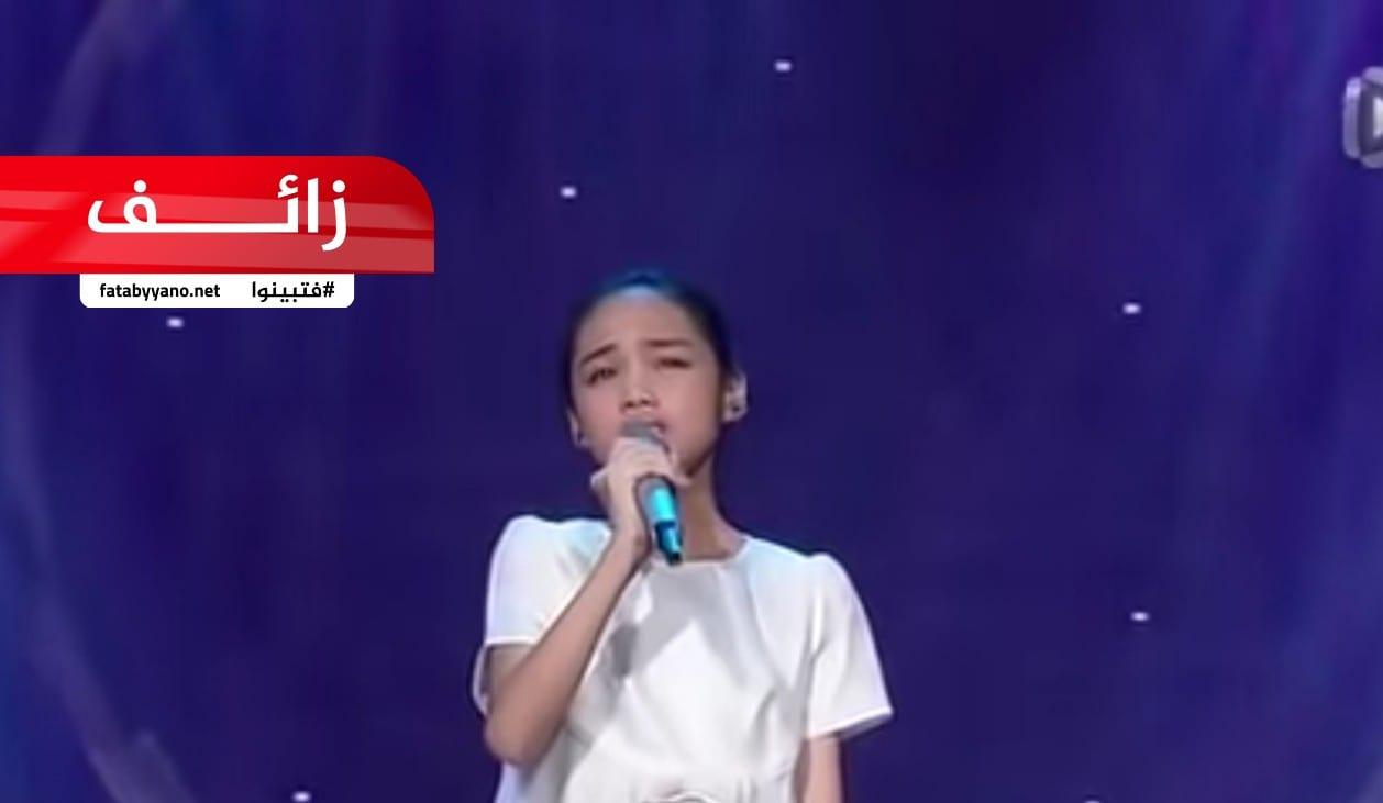 فتاة مسلمي الإيغور تغني قصتها