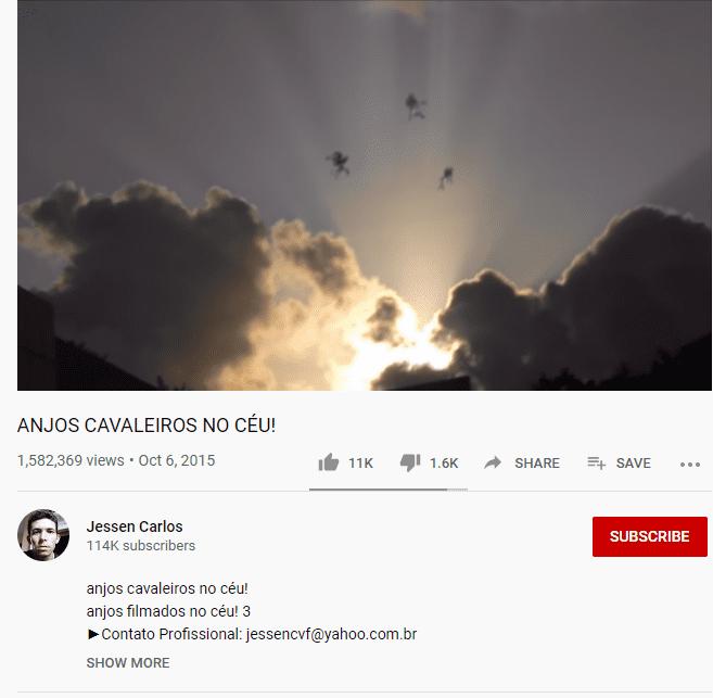 الفيديو الاصلي على قناة المصمم