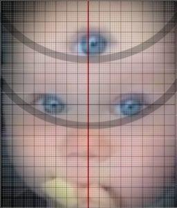 خطوط لوجه ب 3 عيون فيديو معدّل - فتبينوا