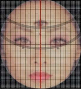 خطوط لوجه ب 3 عيون Snapchat - فتبينوا