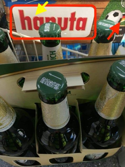 مشروبات كحولية علم السعودية وكلمة التوحيد