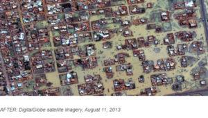 ادعاء صورة فيضانات السودان 2020 ترجع لعام 2013 - فتبينوا