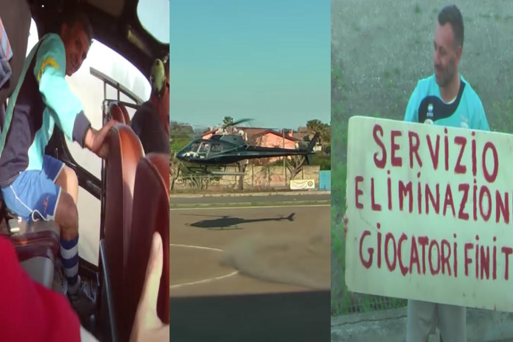 عملية اختطاف مزيف في إيطاليا