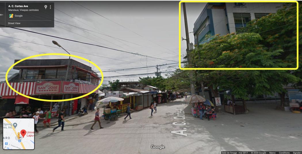 صورة موضع وقوع فيضان الفلبين وليس ماليزيا