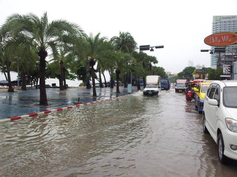 الصورة الأصلية فيضانات في تايلاند وليس ماليزيا