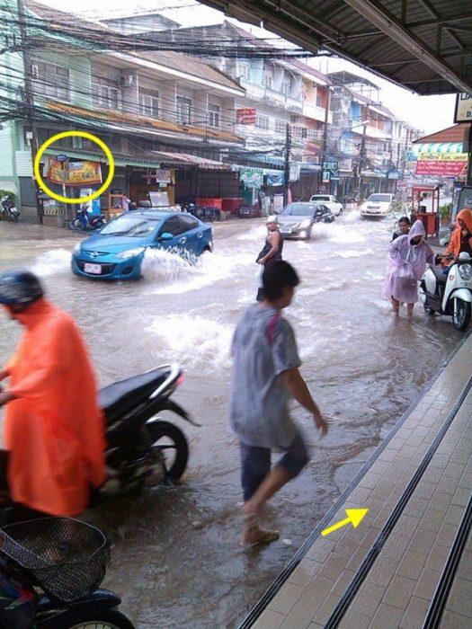 فيضانات في تايلاند