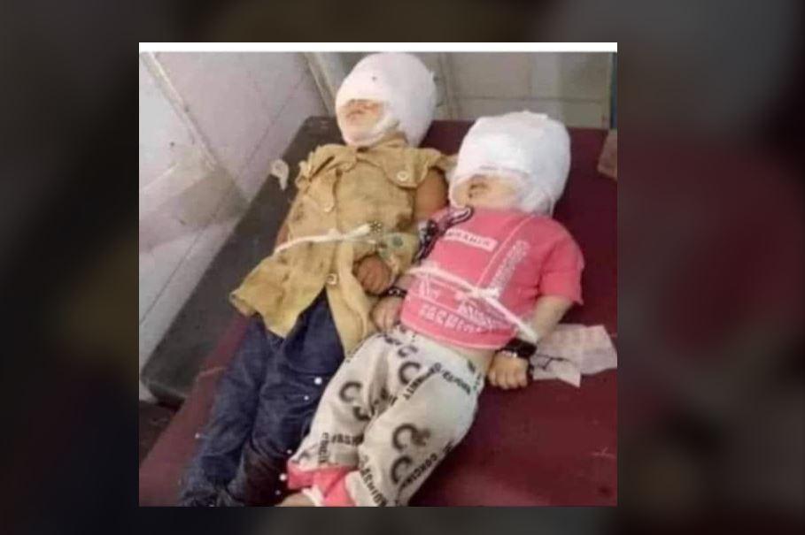 جثة طفلين ألقت بهما أمهما في نهر دجلة