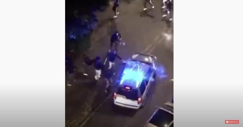 مواجهات بين الشرطة الفرنسية والمسلمين على خلفية الرسوم المسيئة للرسول