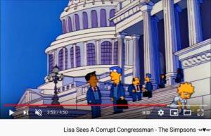 سمبسون لم يتنبأ باقتحام الكونغرس فتبينوا