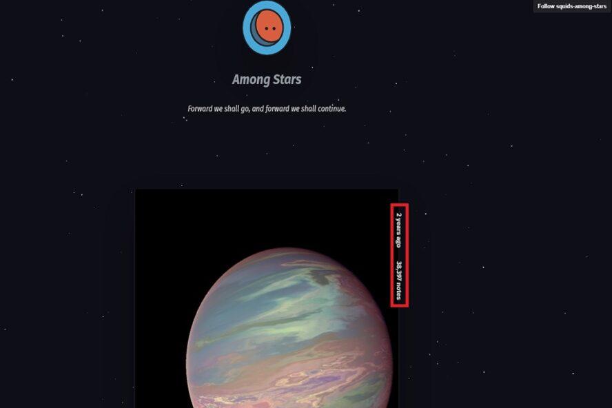 الموقع الناشر لصورة ادعاء كوكب اكتشفته ناسا مضلل فتبينوا