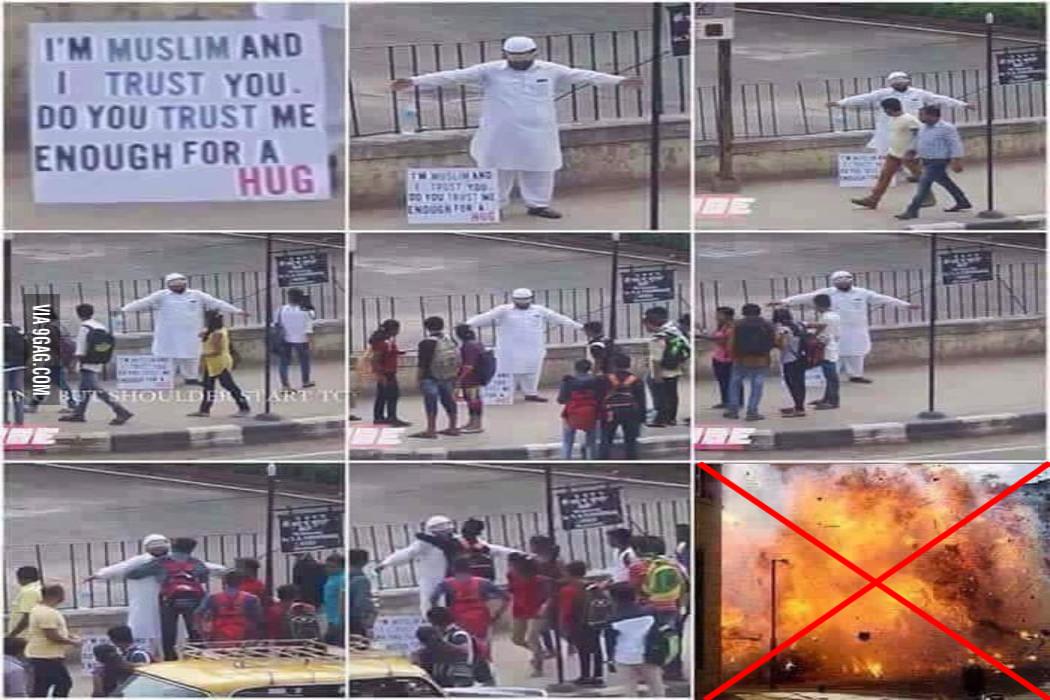 هذه تجربة اجتماعية في الهند ولم تنته بتفجير إرهابي