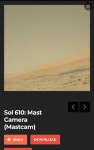 صورة ناسا من كوكب المريخ 3 فتبينوا