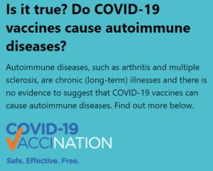 لقاح الامفلونزا ... فيديو زائف يدّعي بأن لقاح الانفلونزا غير مجدٍ وأن لقاح كورونا يسبّب السرطان ويجب الابتعاد عنه