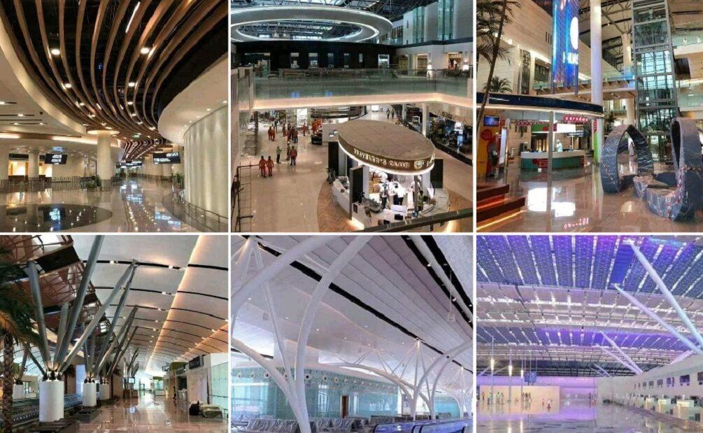 هذه الصور لا تعود إلى مطار الجزائر الجديد فتبينوا