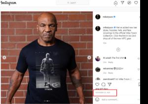 ادعاء قميص اللاعب تايسون
