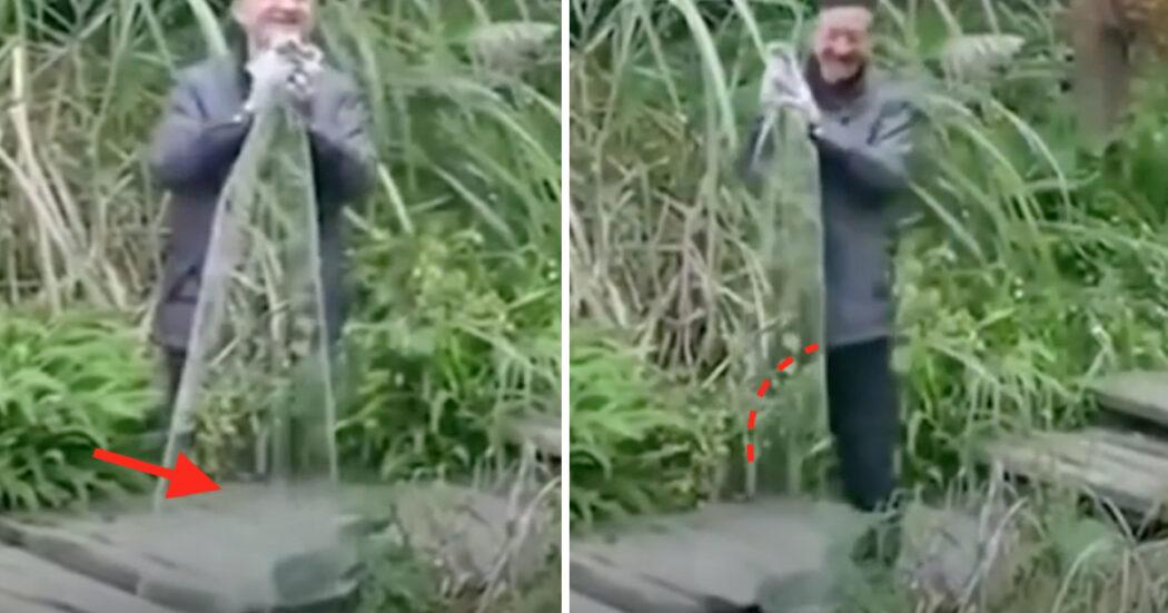 مقارنة لقطات فيديو التخفي علامات تدل على أنه مفبرك