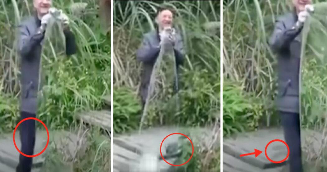فيديو التخفي علامات تدل على أنه مفبرك وليس اختراع في الصين