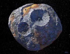 psyche 16 تصور كويكب وكالة ناسا