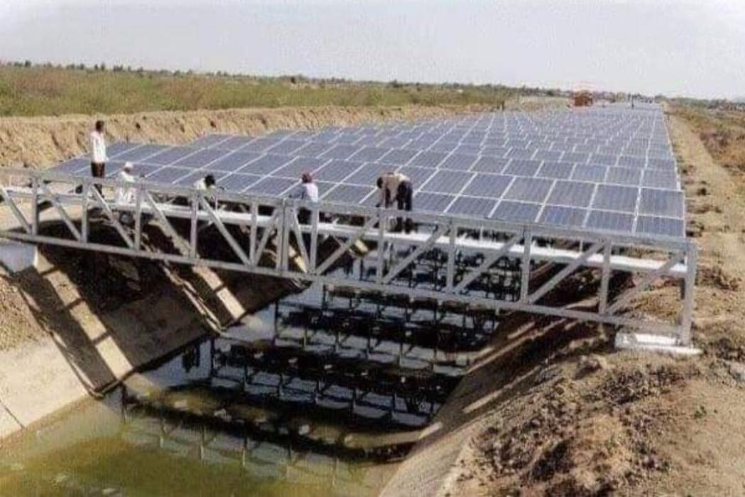 مشروع الطاقة في الهند ولاعلاقة له بمصر