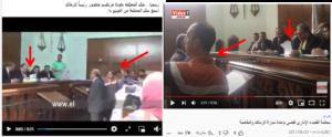 محكمة مرتضى منصور