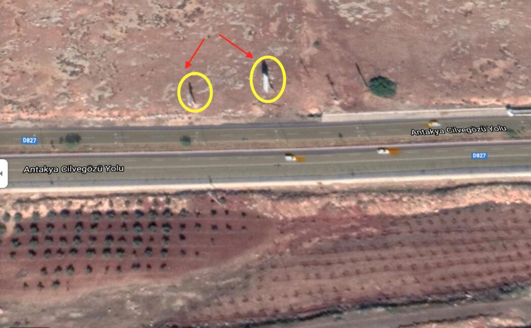 الحدود التركية السورية وليست أفغانستان