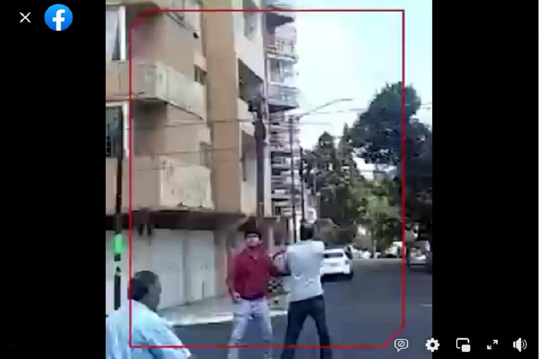 ادعاء مقطع فيديو لزازال يضرب المكسيك حديثًا ناقص محتوى فتبينوا