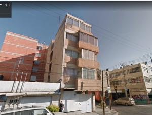 صورة مبنى الادعاء الذي انهار في زلزال المكسيك عام 2017